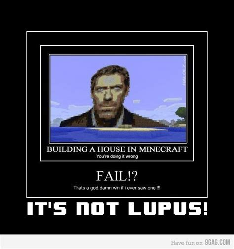Lupus Meme - image 179955 it s not lupus know your meme