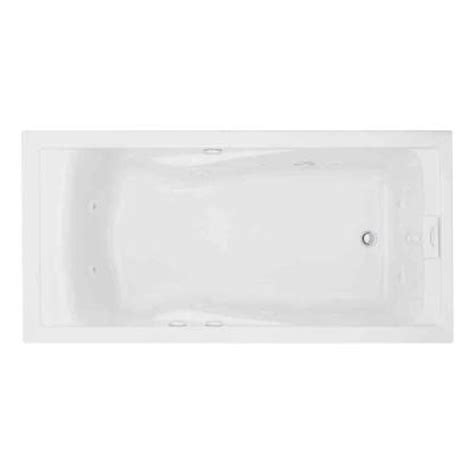6 ft bathtub american standard everclean 6 ft x 36 in reversible