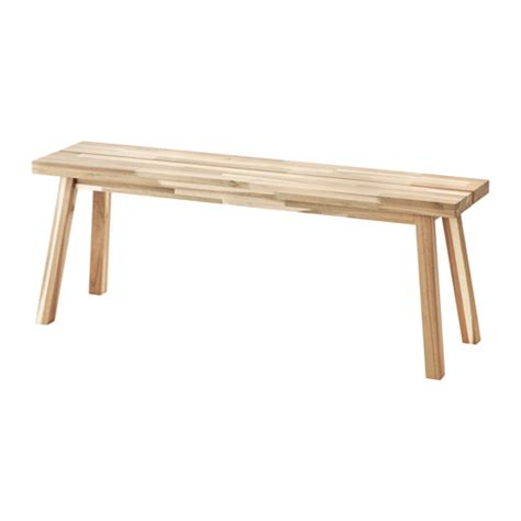Bathroom Furnishing Ideas by Skogsta Bench Ikea