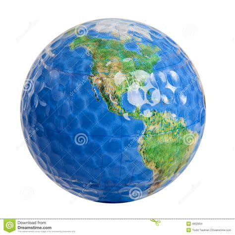 map world golf world of golf stock images image 4902854
