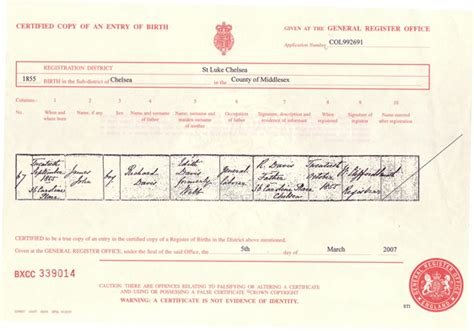 birth certificates gro uk birth certificate reference number exle