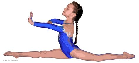 gymnastics clipart zuzana sekerova photos