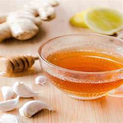 drink garlic tea for colds natural health mother earth news