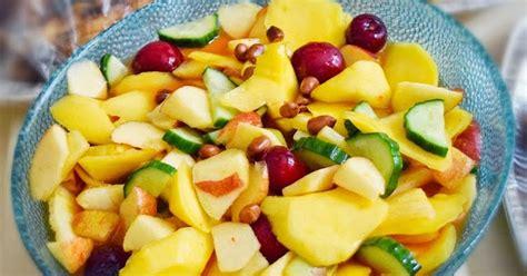 dapur mama aisyah asinan buah  cuka repost