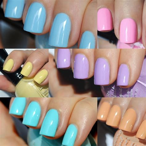 kleancolor pastel nail collection i these