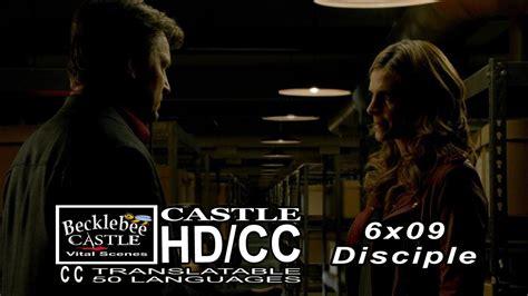castle 6x09 promo disciple hd season 6 episode 9 youtube castle 6x09 quot disciple quot castle might be having guilty