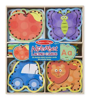 Alphabet Picks alphabet lacing cards s picks and doug