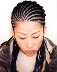 To easily manage cornrows hair