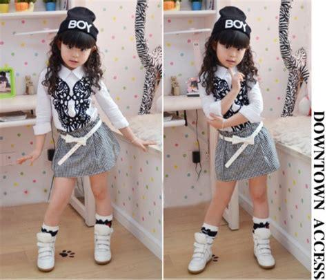Abw Shirt Dress Gaun Pesta Rainbow Baju Pakaian Wanita Korea Import menjual berbagai macam model baju anak korea pakaian