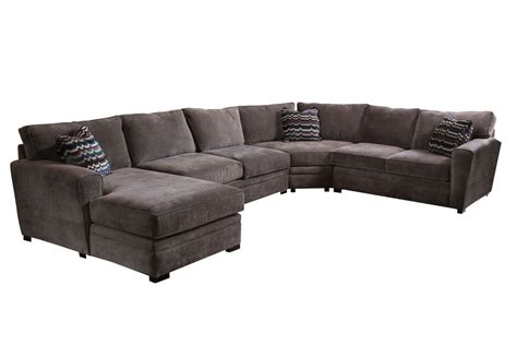 Jonathan Louis Artemis Sectional by By Jonathan Louis Collection