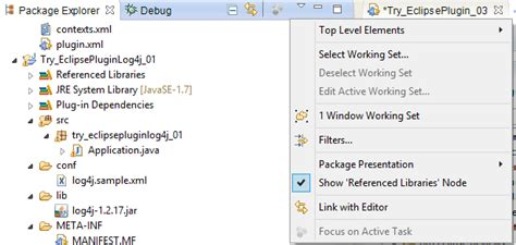 eclipse theme package explorer how to sort items by date in package explorer in eclipse