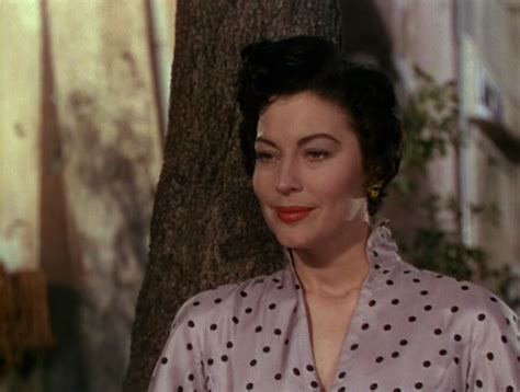 the barefoot contessa movie and tv screencaps ava gardner as maria vargas in