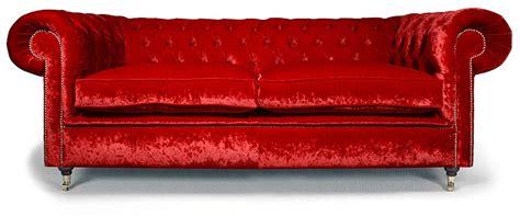 Was Ist Ein Chesterfield Sofa by Luxuri 246 Ses Chesterfield Das Samt Chesterfield Sofa