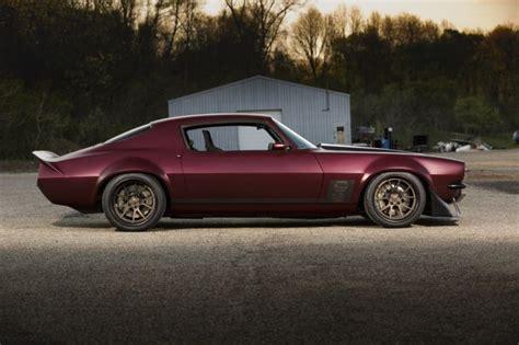 protouring camaro this 1971 camaro just raised the pro touring bar