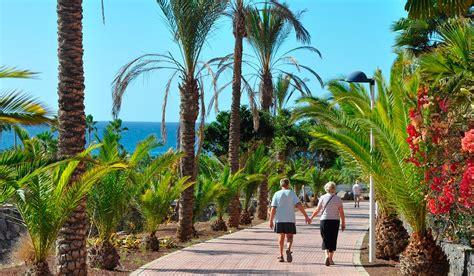 el tur el turismo crece un 6 en el sur de tenerife en 2016