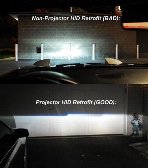 hid projector headlights powerstrokearmy