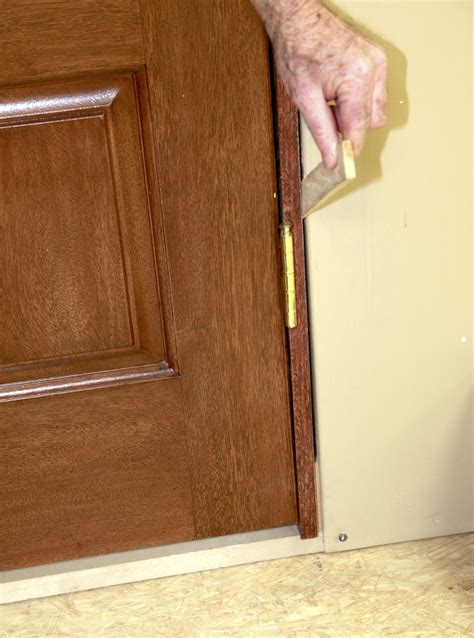 Interior Door Gap Fix by Gap Door Big Chair Door Modish