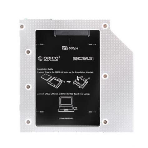 Orico Aluminium Optical Drive Hdd Mounting Bracket Adapter 9 5 Mm T30 4 orico aluminium optical drive hdd mounting bracket adapter 9 5 mm l95ss jakartanotebook