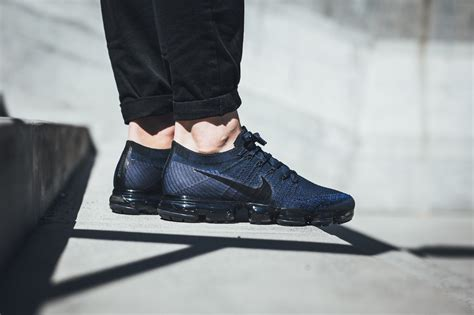 navy blue collagemuseum the nike air vapormax college navy arrives this week