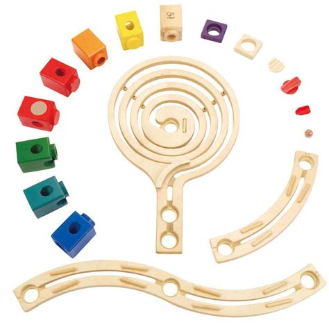 Which Hape Marble Run Quadrilla - hape quadrilla whirlpool marble run