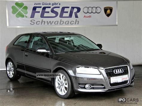 audi comfort package 2010 audi a3 1 6 ambition climate comfort package u v m