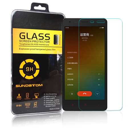 Tyrex Tempered Glass For Xiaomi Mi3 Screen Protector Pelind T0210 9h 2 5d premium tempered glass screen protector protective for xiaomi redmi2 redmi rice jpg