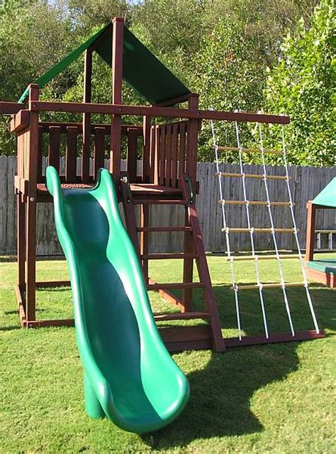 backyard swing set ideas 4 tips for choosing the safest swing set location outdoor patio ideas