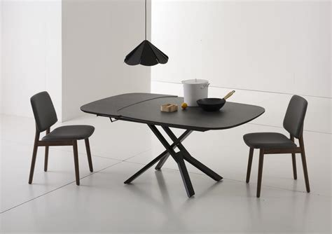 tavolo ellittico tavolo ellittico allungabile e regolabile in altezza