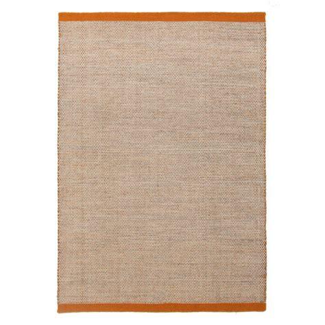 swedish style rugs network alpine rust 100 wool scandinavian style flatweave rug reviews temple webster