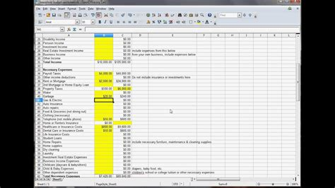 Dave Ramsey Budget Spreadsheet Excel Free How To Use Our Free Household Budget Worksheet Dave Ramsey Budget Spreadsheet Template