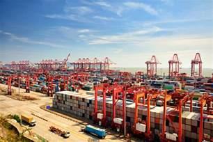 shanghai port congestion uniserve