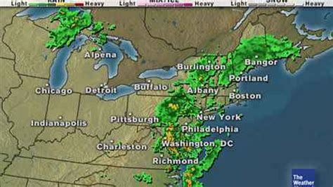 weather map of east coast usa wednesday for east coast the weather channel