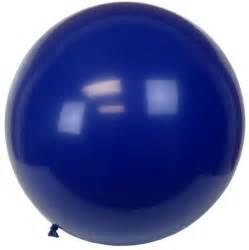 Round Glass Vases Wholesale 36 Quot Jumbo Round Latex Balloon Dark Blue