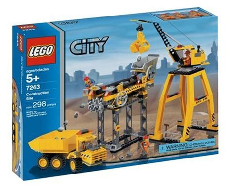 Lego City Construction 2in1 lego city set 7633 construction site price compare