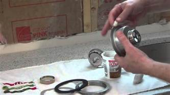 installing a kitchen sink strainer how to install a kitchen sink basket strainer