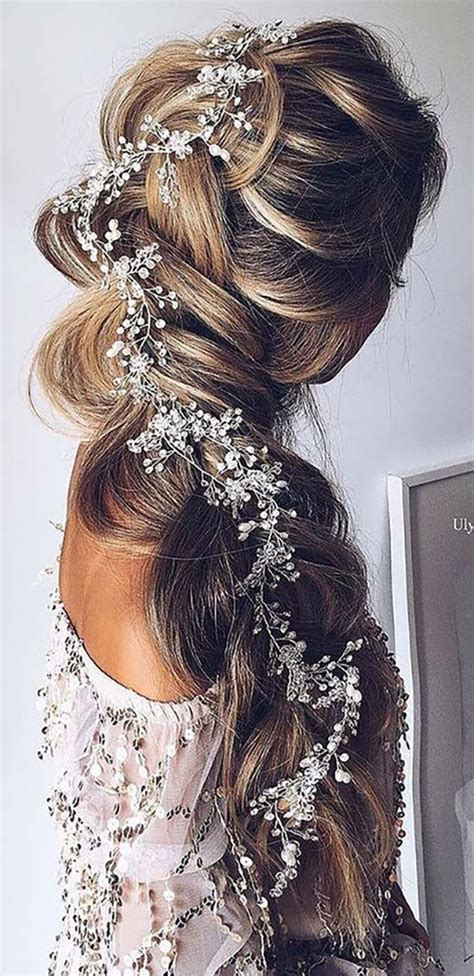 Wedding Hairstyles For Of The by Best 25 Bohemian Wedding Hair Ideas On
