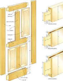 a solid door canadian home workshop