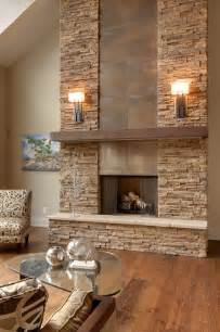 Fireplace Designs With Stone 17 Best Ideas About Modern Stone Fireplace On Pinterest