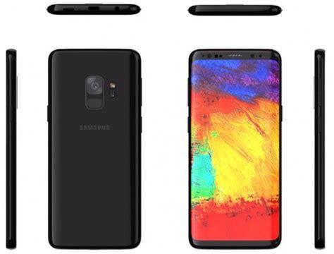 Samsung S9 Gsmarena Samsung Galaxy S9 Leaks Again In Maker S Renders
