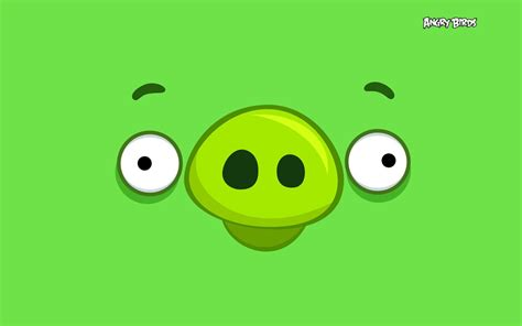 angry bird pig template angry birds pig happy free images at clker vector