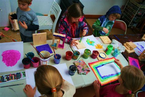 Drawing N Painting Classes by Studio Children S Classes In Ballard Seattle