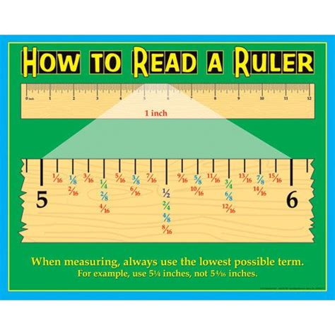 printable ruler with fractions measurements on it pinterest the world s catalog of ideas