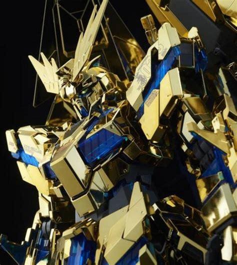 Pg Armor Unit For Unicorn Gundam Bandai p bandai pg 1 60 unicorn gundam 03 phenex gold plated reissue release info box and