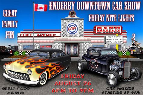 friday lights in enderby 2016 city of enderby
