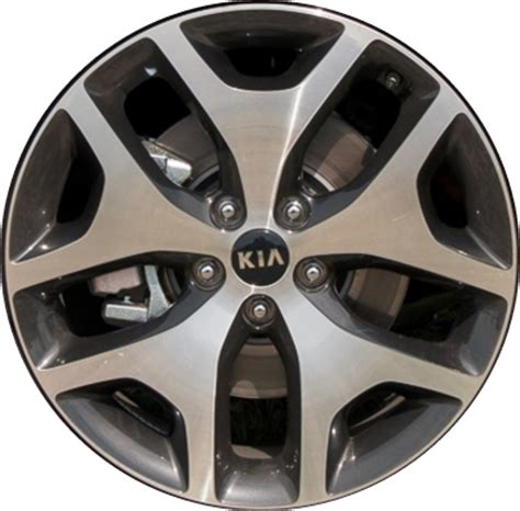 Kia Wheel Kia Sportage Wheels Rims Wheel Stock Oem Replacement