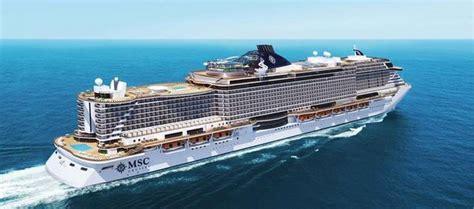 msc cruises to station new ship seaside in miami miami