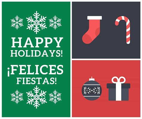 printable christmas cards spanish 17 free printable holiday cards in english and spanish
