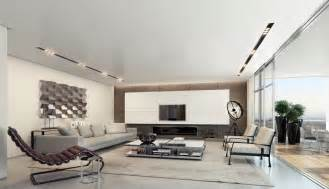 Contemporary Livingroom by Apartment Interior Design Inspiration