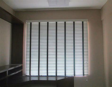 Wooden Tape Blinds Wood Blinds With Ladder Tape To Enhance Your Dull Home