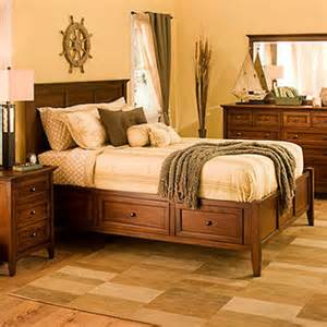 westlake 4 pc platform bedroom set from raymour